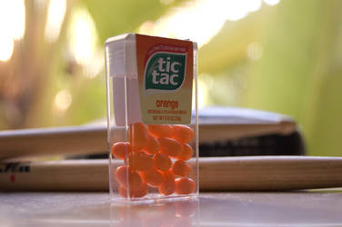 Tic Tac by AlexTheMartian