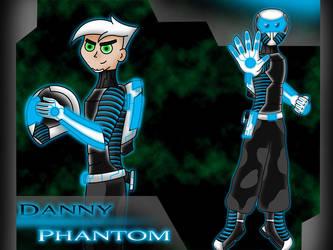 Future Danny Phantom by Darkman-nova
