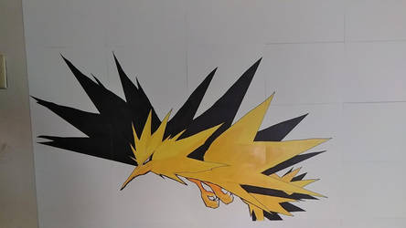 Pokemon Zapdos by Phiar