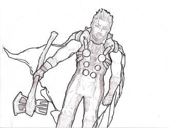 Thor Phiar Style by Phiar