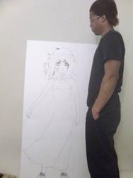 Bleach Rukia Dec 13 2018 by Phiar