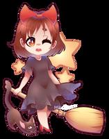 [Redbubble] Kiki's Delivery Service by MissTayart
