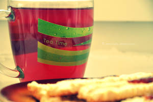 Tea time by fotografka