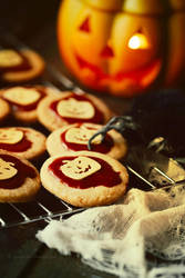 Scary cookies by fotografka