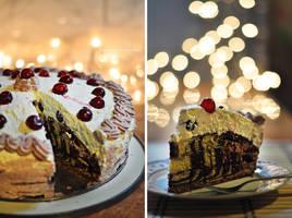 Cake by fotografka