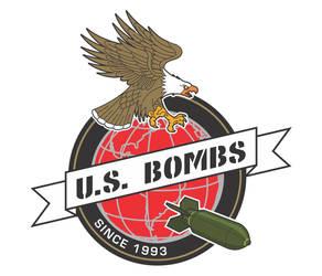 U.S. BOMBS LOGO by rodakrodak