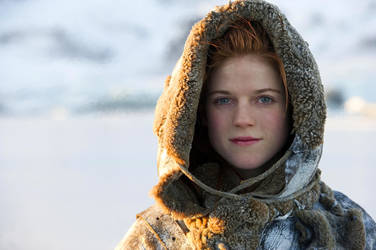 Ygritte by afrodisianus