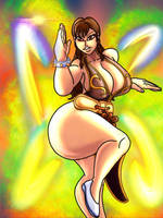 Chun is Back by Newtypemo