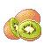Free to use kiwi icon by Blusagi