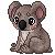 Free to use koala icon by Blusagi