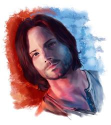 Sam Winchester by Dahkur
