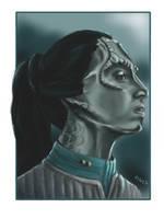 [Commission] - Lt. Zelosa Ejek by Dahkur