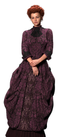 Free Stock: Victorian Dress PNG by ArtReferenceSource