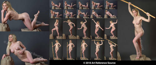 Stock: Sofia 20 Fantasy Nudes by ArtReferenceSource