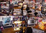 ---MY WORKSPACE--- by DreamworldStudio