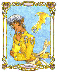 Dragon God Collection 8 by DreamworldStudio