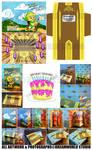 LINK - Birthday card design by DreamworldStudio