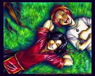Sunshine Laughter by DreamworldStudio
