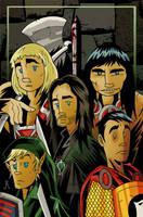Fellowship of the Win by DrFaustusAU