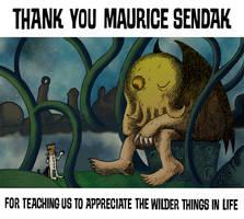 For Maurice by DrFaustusAU