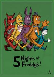 5 Nights at Freddy's! by DrFaustusAU