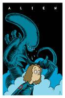 Alien by DrFaustusAU