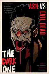 Ash vs Evil Dead - 'The Dark One' by DrFaustusAU
