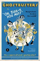 'Oh, Zuul-y, you nut!' by DrFaustusAU
