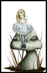 Alice in Wonderland by Et3rnalCynic