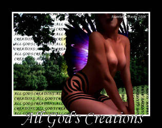 All God's Creations by AngelWraith