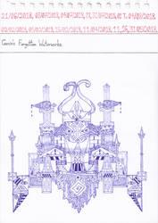 Genie's Forgotten Waterworks. by Naean