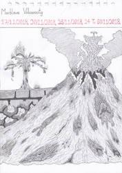 Marblava Volcanicity by Naean
