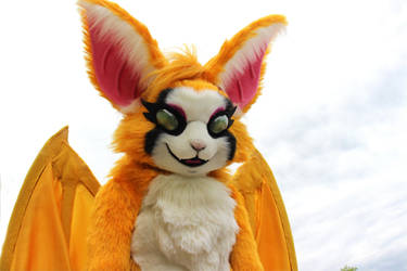 Fidget at Anime North by PrivateKey