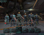 The X-Com Squad by Dragonlord965