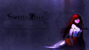 Steins Gate: Kurisu Wallpaper by EtrnlPanda