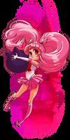 Sailor Chibimoon by peach-mork