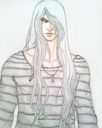 SILVER DRAGON by samabbasi