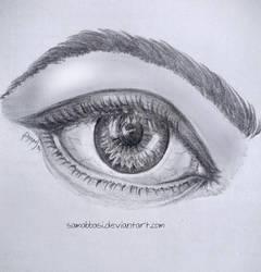 Eye Study by samabbasi