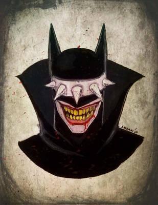 The Man Who Laughs by samabbasi