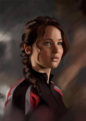 The Hunger Games by MartaDeWinter