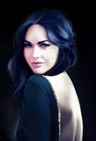 Dark Snow White detail by MartaDeWinter