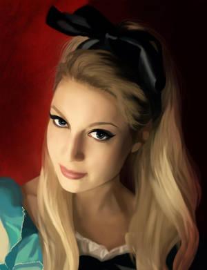 Alice in Wonderland by MartaDeWinter