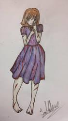 Aliza [HORRORTALE] by Jullehw