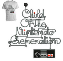 Nintendo Generation Child by logaan