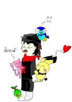 Pokemonbecky505 request by Auroralightaura