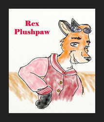 Rex Plushpaw 2 by teltoli
