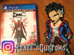 Reboot Dante perler by ReneesCustoms