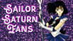 Sailor Saturn stamp by ReneesCustoms