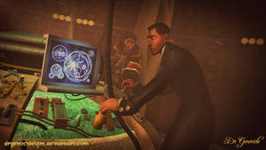 Dr Who Tardis Flight Lessons by DrGenocideSFM