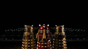 Dalek Army by DrGenocideSFM